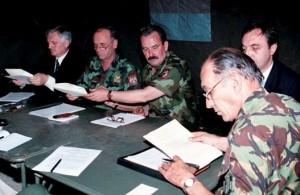 Potpisivanje Kumanovskog sporazuma