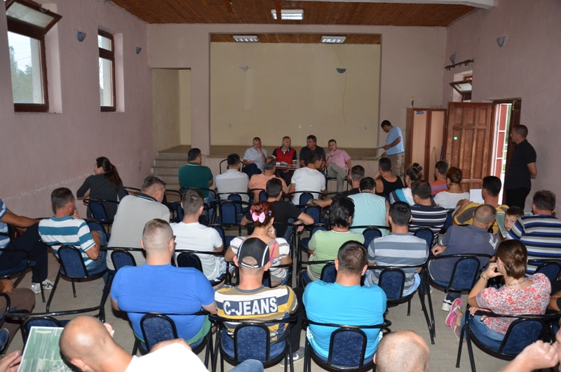 Sastanak sa mestanima Dobrotina
