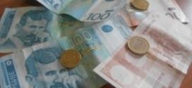 Динар и даље 115,5125 за евро