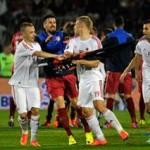Провокација у Хумској, прекинута утакмица Србија – Албанија