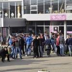 Навијачи из Грачанице кренули за Београд