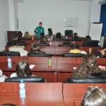 Предавање о ХИВ-у за средњошколце
