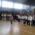 """Школска приредба поводом 140 година постојања школе """"Краљ Милутин"""""""