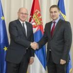Стефановић са Меучијем о стању на Косову