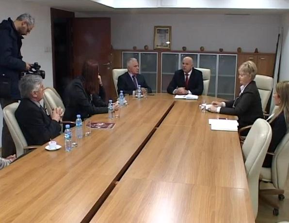 U poseti ministru kulture RS Goranu Mutabdziji