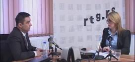 """Владета Костић ексклузивно у емисији """"Отворени студио"""""""