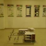 Oтворена изложба радова студената архитектуре