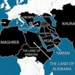 mapa islam