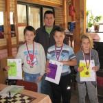 Одржан шаховски турнир за децу у Штрпцу