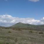 Ново брдо – поглед из даљине