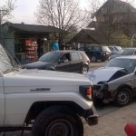 Још један удес на улицама Грачанице