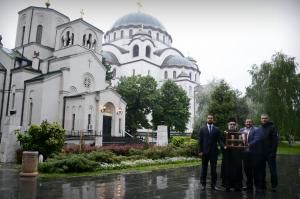Црквено-државна делегација отпутовала у Јерусалим