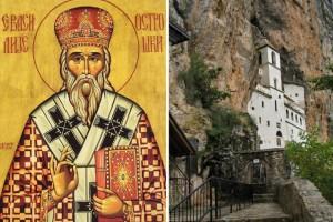 Данас је Свети Василије Острошки