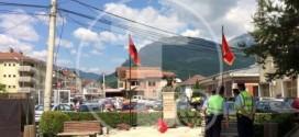 Протест у Дечанима без инцидената