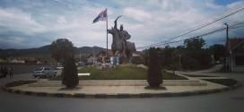 Споменик Милошу Обилићу, данас у 15 часова