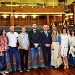 Млади лидери посетили посланике Српске листе и Министарство за заједнице и повратак