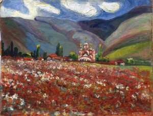 Nadezda-Petrovic-Gracanica-Kosovski-bozuri-1913-1024x774