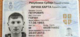 Потрага за Гораном Петровићем из Пасјана