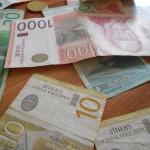 Евро данас 123,27 динара