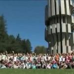 Деца са Косова и Метохије на Козари