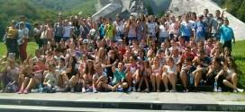 Деца из Бабиног Моста и Племетинe гости општине Модрича