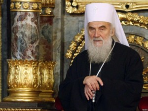 Беседа патријарха Иринеја у Катедрали Светог Павла у Лондону