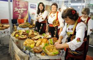 Косово и Метохија на сајму етно хране и пића