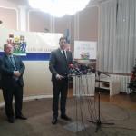 Ђурић посетио Лесковац и разговарао са градоначелником