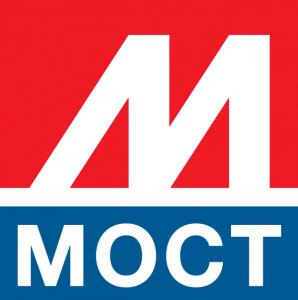 TV MOST logo 1а