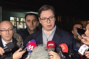 Вучић позвао Србе са Косова да гласају за Српску листу