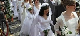 На северу Космета 7.маја колективно црквено венчање