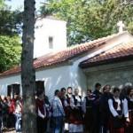 Обележена храмовна слава Св.Никола у месту Бањска код Вучитрна