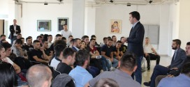 Стојановић поручио омладини да улаже у себе, јер снага је у квалитету