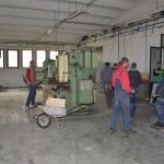 Настављено чишћење фабрике у Батусу