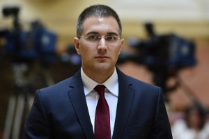 Serbian parliament elects Nebojsa Stefanovic as new speaker