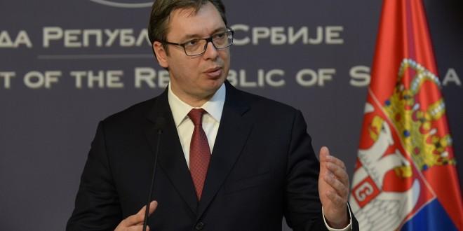 Вучић затражио од Тачија да се српски органи укључе у истрагу