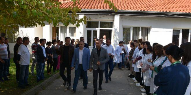 Јевтић у Ранилугу : Живот а не политика је наша мисија и у Ранилугу