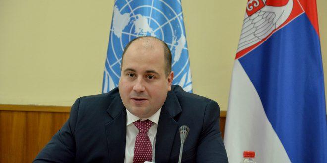 Kозарев: Србија неће одустати од борбе за истину о несталима