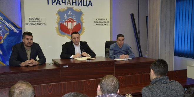 Општина Грачаница: Проблеми и потребе младих