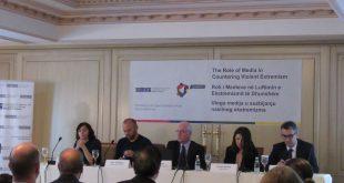 У Приштини одржана Конференција о улози медија у сузбијању екстремизма
