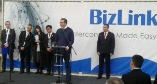 Оживећемо Топлицу,  поручио Вучић на отварању фабрике у Прокупљу