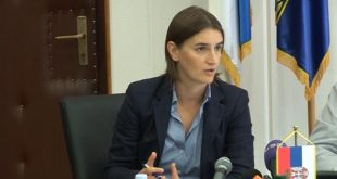 Брнабић: Србија своје жртве неће заборавити