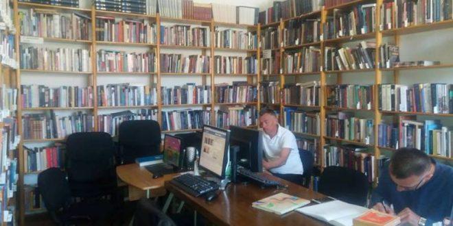 Светски  дан књиге скромно обележен у Грачаници
