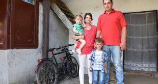 Гром запалио кућу Спасића, породици уручени пакети са животним намерницама
