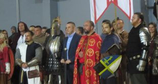"""Свечано отворен Фестивал средњовековних вештина и заната """"Shield"""" у Грачаници"""