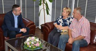 Председник општине Грачаница разговарао са грађанима