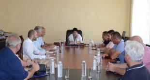 Тим за успостављање ЗСО данас са представницима установа културе