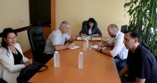 Управљачки тим за успостављање ЗСО са представницима спортских и образовних институција