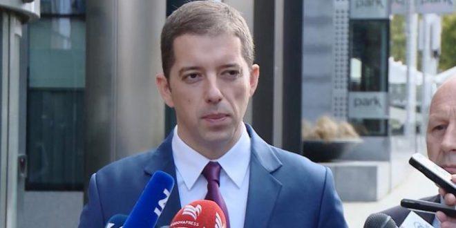 Ђурић: Београд у истрази убиства Ивановића одмакао даље од Приштине