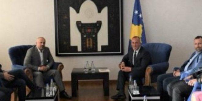 Српска листа у оставци код Харадинаја